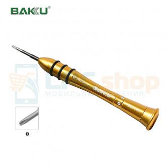 Отвертка BAKU BK-338 PH0 крестик 2.0*25 mm