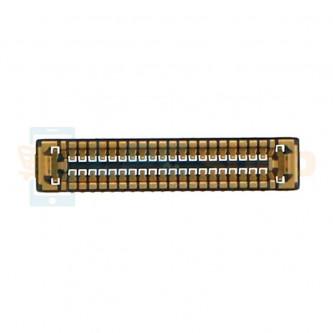Коннектор на зарядку Huawei P40 Lite на плату 40Pin (1шт)