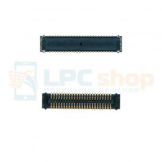 Коннектор на зарядку Samsung A20 A205F на плату 48Pin (1шт)