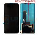 Дисплей Huawei Mate 20 Pro в сборе с тачскрином Черный (без отпечатка)