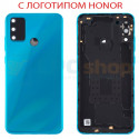 Крышка(задняя) для Huawei Honor 9A Зеленый (Phantom Blue)