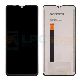 Дисплей Blackview A80 Pro с тачскрином Черный