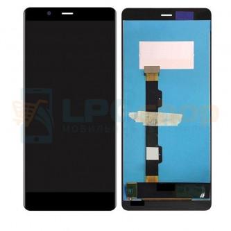 Дисплей для Nokia 5.1 в сборе с тачскрином Черный