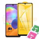 Защитное стекло (Полное покрытие) для Huawei Honor 9A / Y6p Черное