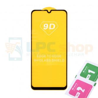 Защитное стекло (Полное покрытие) для Huawei Y8p Черное