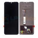 Дисплей Xiaomi Redmi Note 8T в сборе с тачскрином Черный - Оригинал LCD