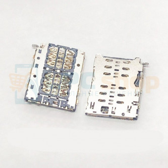 Коннектор SIM-Карты для Xiaomi Mi 9T / Mi 10