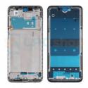 Рамка дисплея для Xiaomi Redmi Note 9S Белая