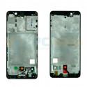 Рамка дисплея Samsung Galaxy A41 A415F Черная