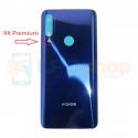 Крышка(задняя) для Huawei Honor 9X Premium Синий (версия с отпечатком пальца)