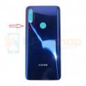 Крышка(задняя) для Huawei Honor 9X Синий (версия с отпечатком пальца)
