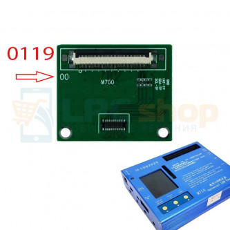 Плата для проверки дисплея 0119 Huawei Mate 20 lite / Nova 3 / Nova 3i для M700 / M710