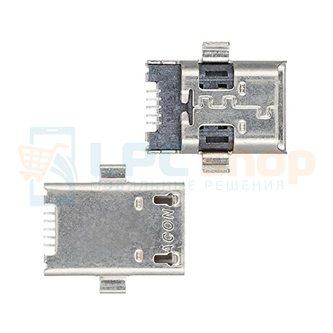 Разъем Type-C для Asus ZenPad 10 ME103K Z300C Z380C P022 8.0 Z300CG Z300CL K010 K01E K004 T100T (ACON)