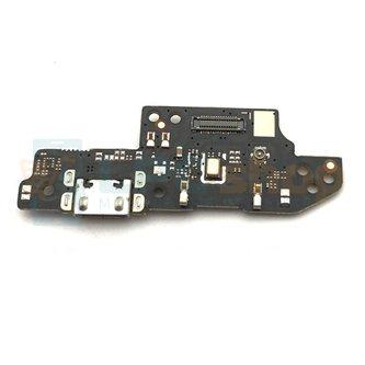 Шлейф разъема зарядки для Xiaomi Redmi 9A / 9С (плата) микрофон