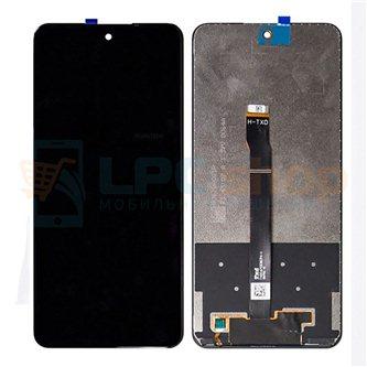 Дисплей для Huawei Honor 10X Lite / P Smart 2021 в сборе с тачскрином Черный
