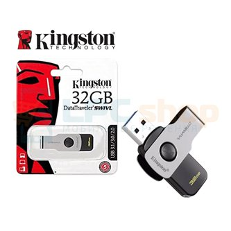 Память USB Flash (Флешка USB 3.0) 32GB Kingston DataTraveler Swivl