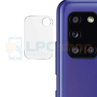Защитное стекло для камеры Samsung A315 (A31)