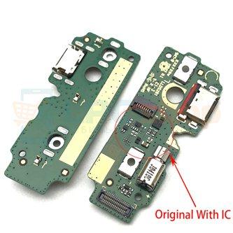 Шлейф разъема зарядки Huawei MediaPad M5 Lite 10.1 на микрофон - ОРИГИНАЛ