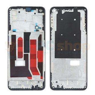 Рамка дисплея OPPO A53 5G PECM30 Черная