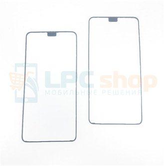 Рамка дисплея (окантовка) Xiaomi Redmi k20 / Mi 9T / MI 9T PRO Черная