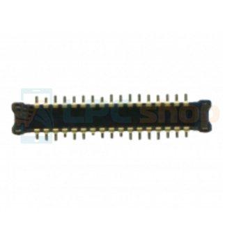 Коннектор Samsung A505 / A105 / A405 на плату 34Pin (1шт)