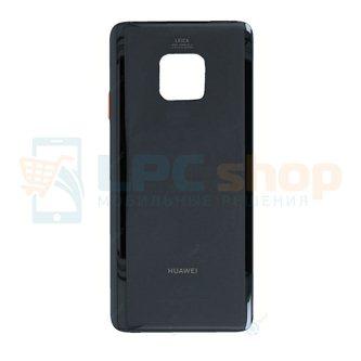 Крышка(задняя) Huawei Mate 20 Pro Черный с переливом